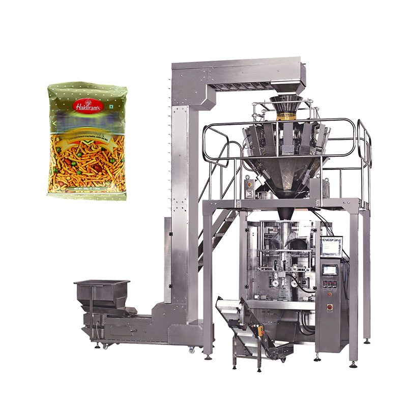 Automatic nuts / dry fruit / snacks sachet packing machine price
