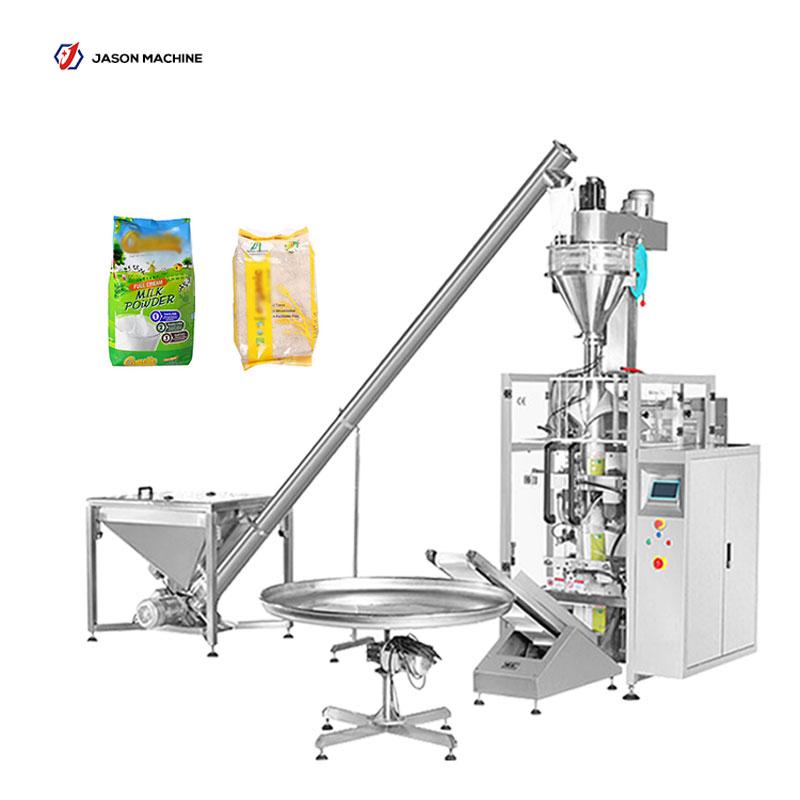 Automatic milk powder corn flour packing machine