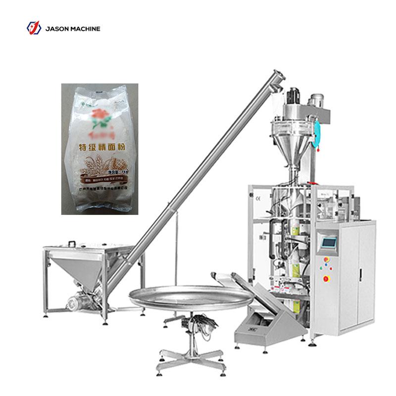 1kg maize flour bag automatic packaging machine