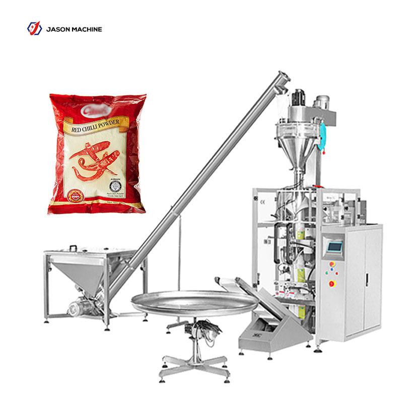 1kg Full automatic chilli powder filling packing machine price