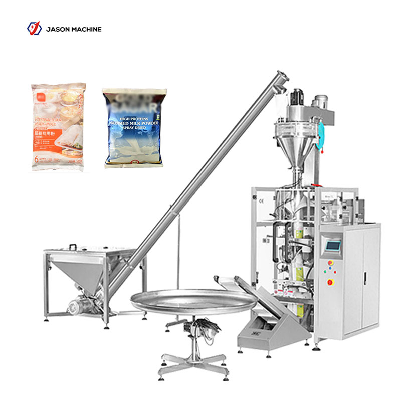 Big bag automatic flour milk powder packing machine price