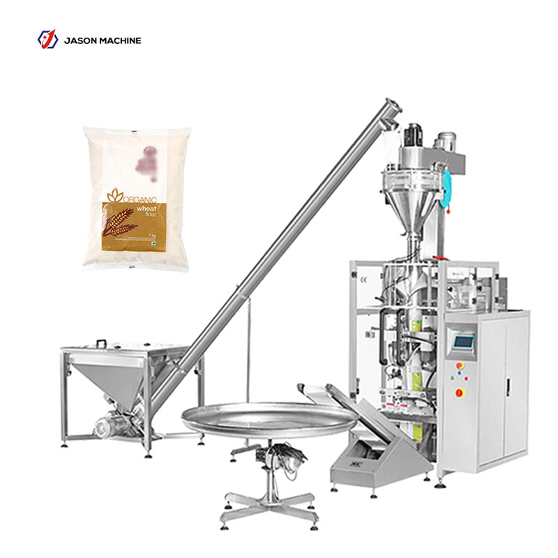 Automatic powder filling machine wheat flour packing machine