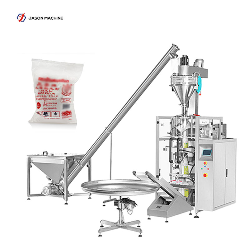 200g-1kg rice flour filling automatic packing machine