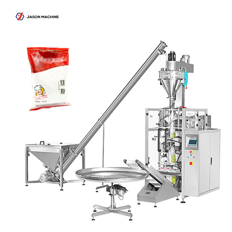 1kg Bag auto weighing filling  powder flour packing machine