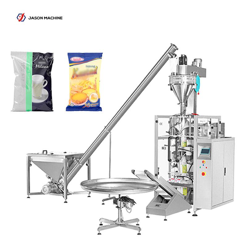 Full automatic milk custard powder packaging machine