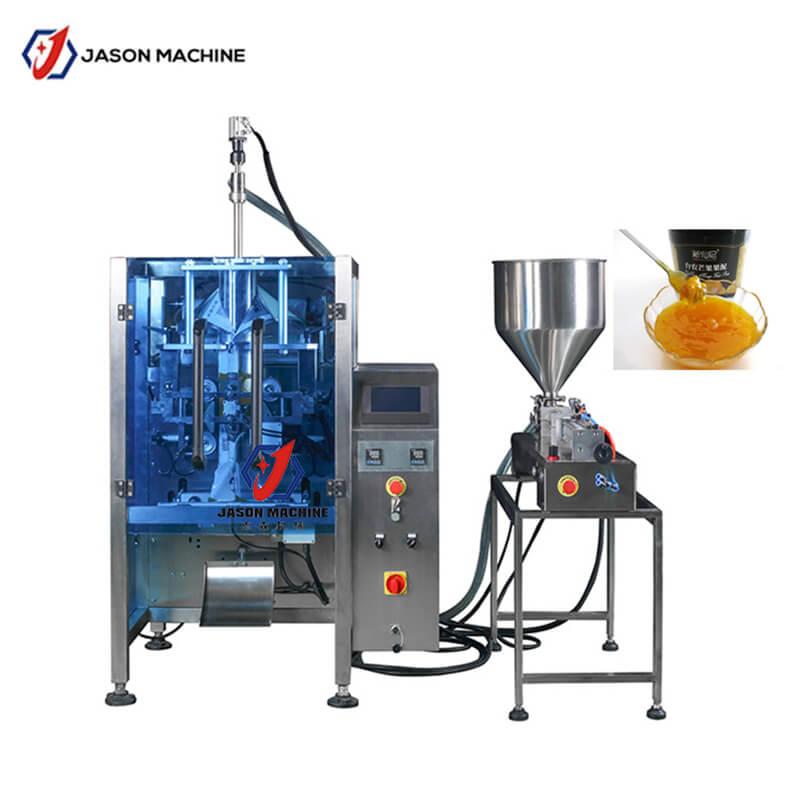 Automatic Liquid Skin Mango Pulp Packaging Machine Price