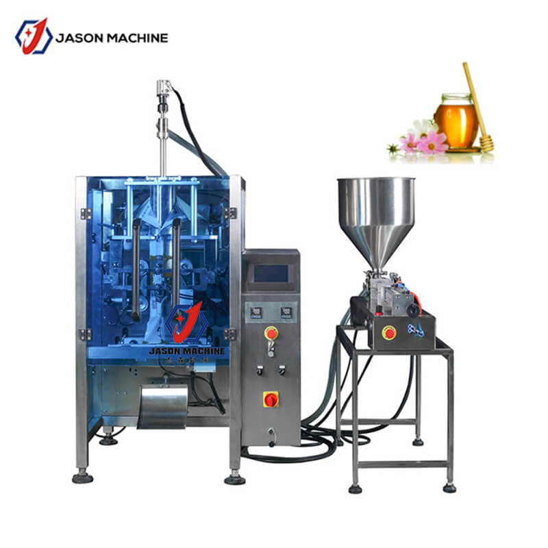 Liquid glucose filling and packing machine