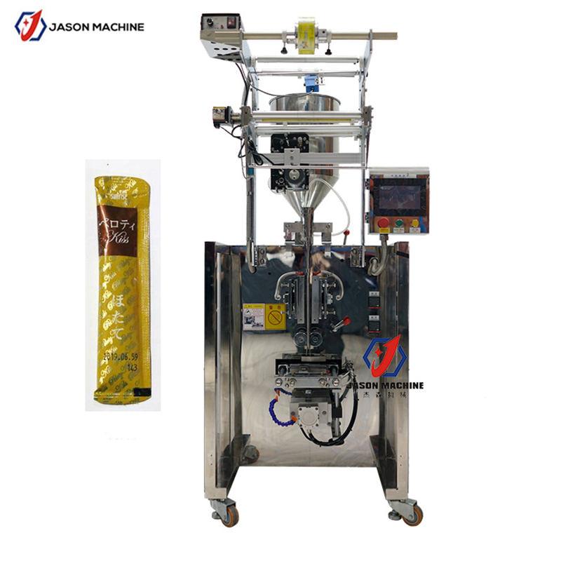 Round corner shaped liquid packing machine for honey