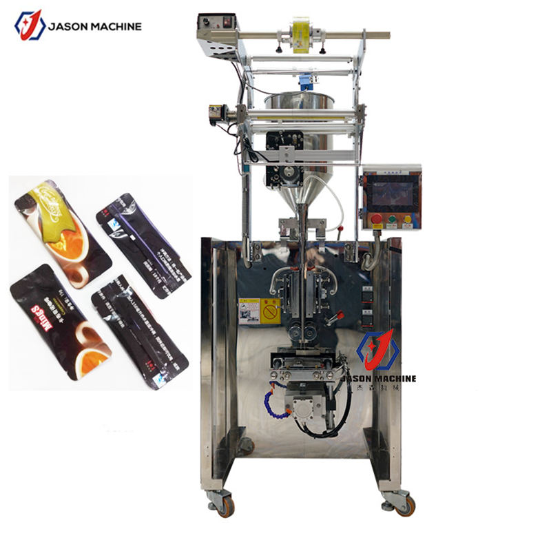 Trade Assurance Round Corner Salad Jam Packaging Machine
