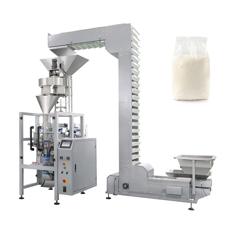 Automatic 1kg jumbo bag rice vertical packaging machine price
