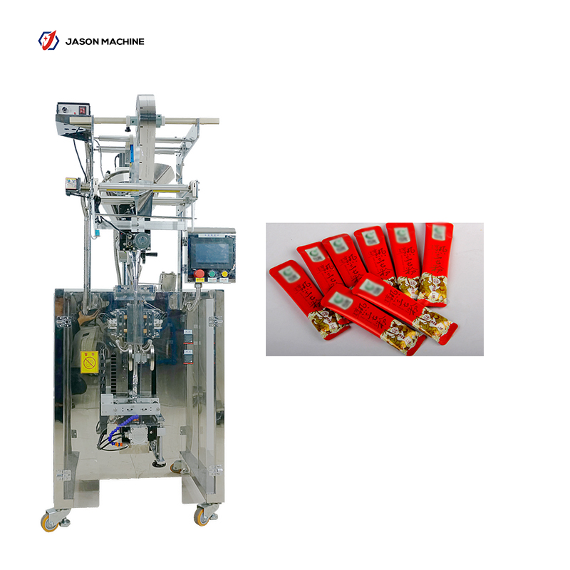 Full automatic stick packing enzyme powder packing machine