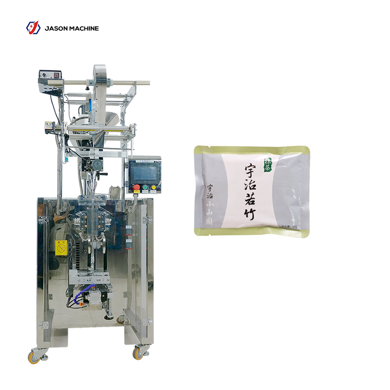 Full automatic stick bag packing meal replacement powder packing machine
