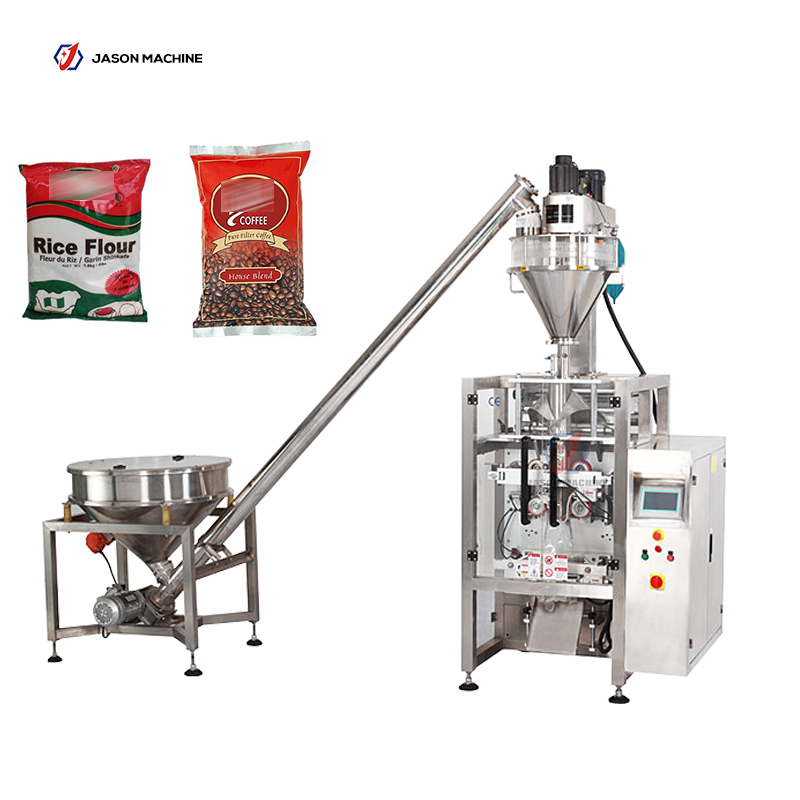 Automatic vertical 200g-1kg powder packing machine