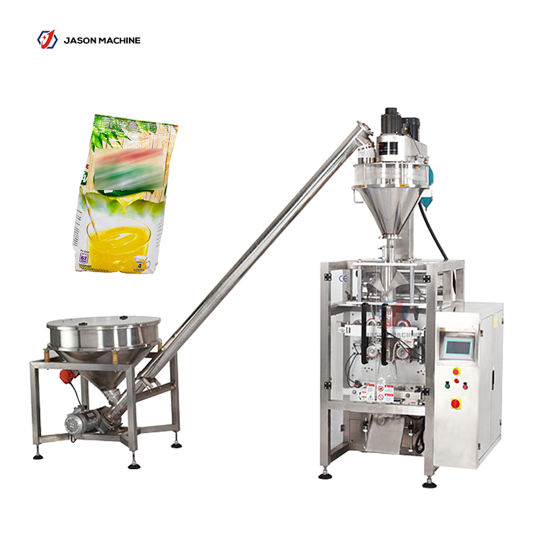 Automatic pouch juice powder instant milk tea powder packing machine nice price