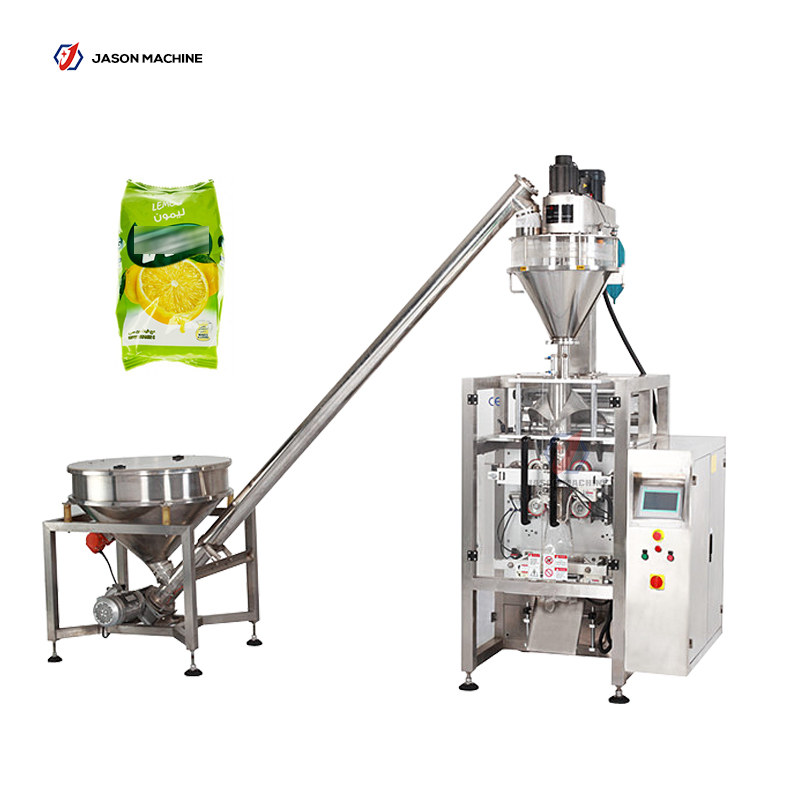 Full automatic instant fruit powder milk powder packing machine