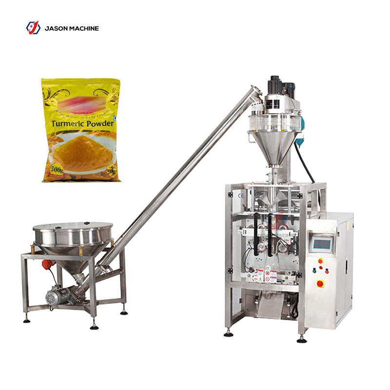 Nice price automatic turmeric powder packing machine 200g - 1kg