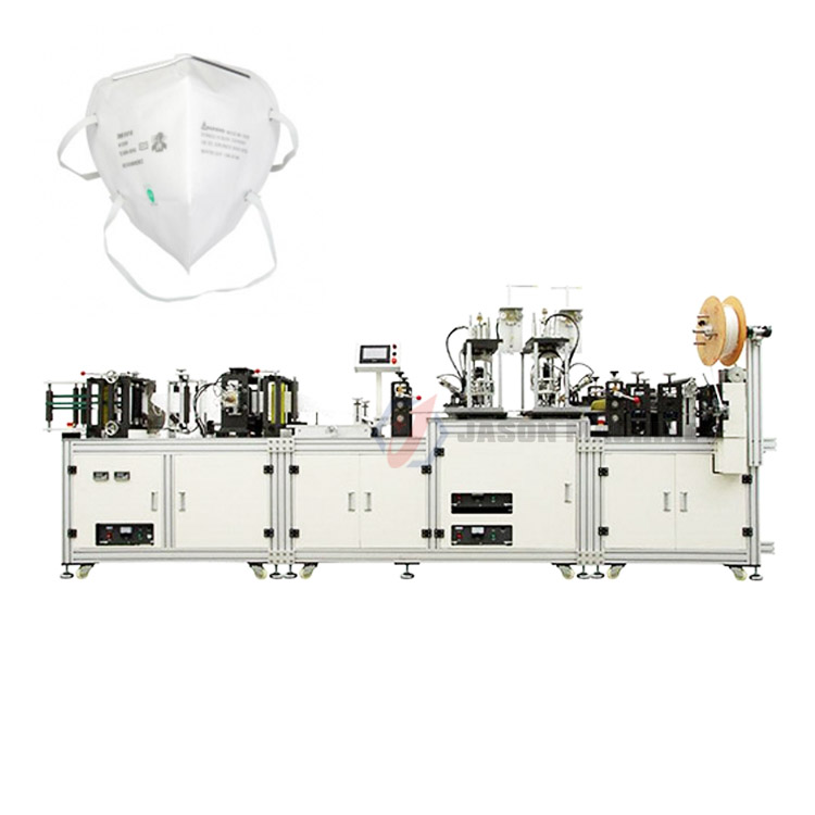 automatic mask manufacturing production machine n95
