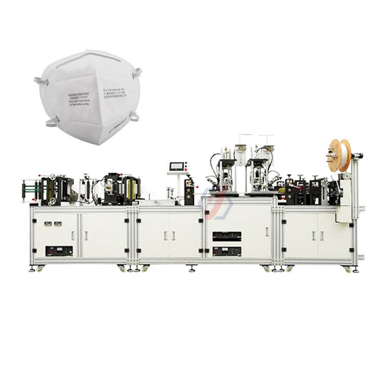automatic p2 n95 dust mask machine face mask machine