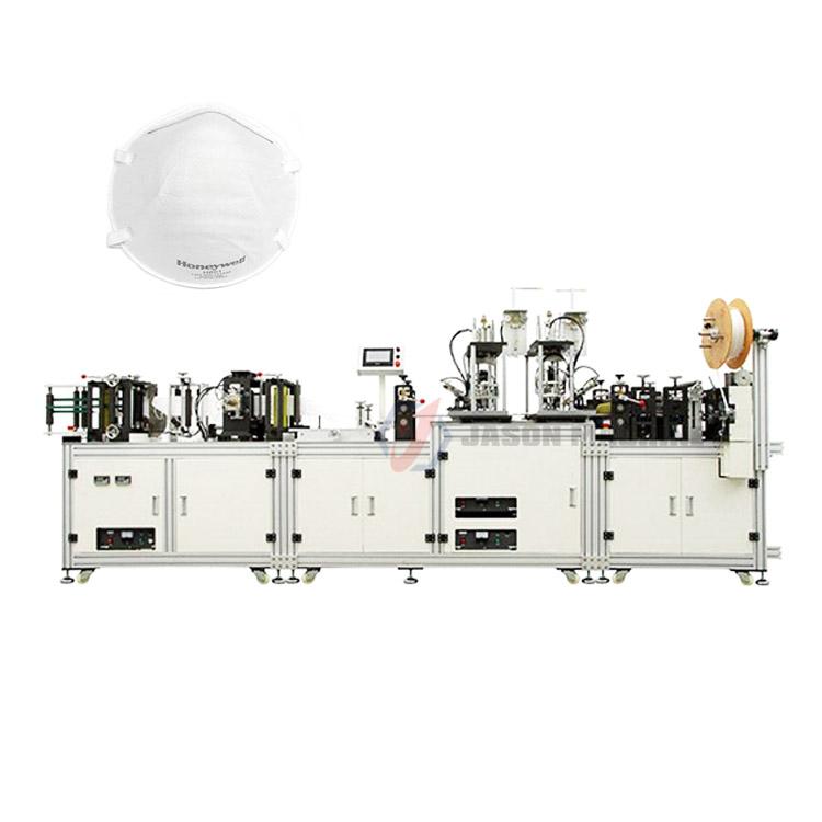 automatic nonwoven n95 mask making machine medical