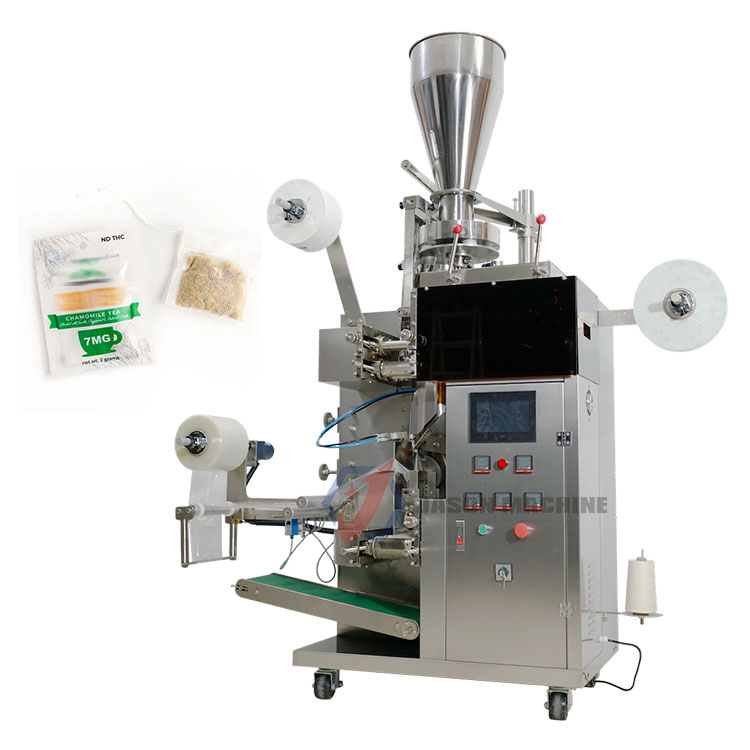 Mini Sri Lanka tea bag packaging machine with factory price