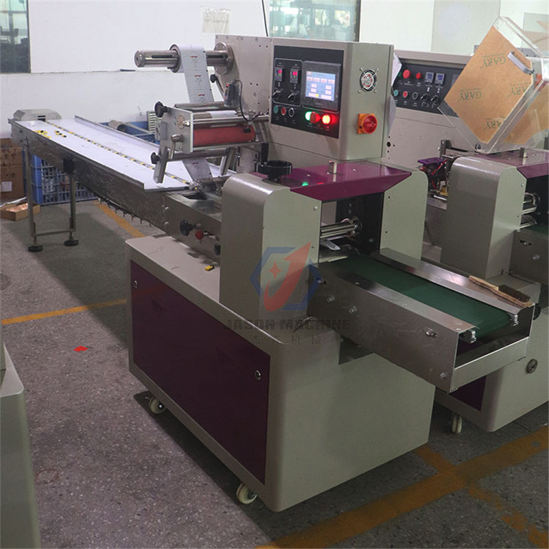 High Speed Low Price Multi Function Confectionery Cookies Packaging Machine