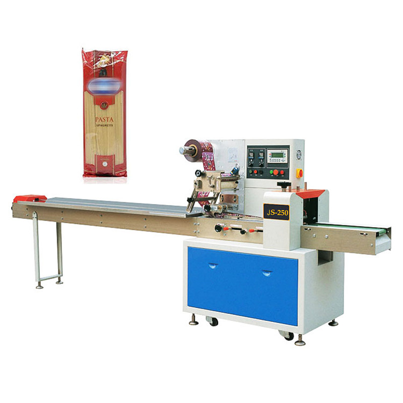 Automatic Horizontal Pillow Stick Noodles Packaging Machine