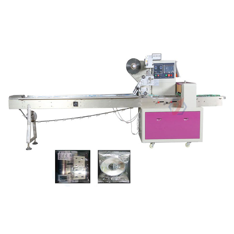 Fully Automatic Plastic Bag Tube Nail Hardware Fitting Packaging Machine