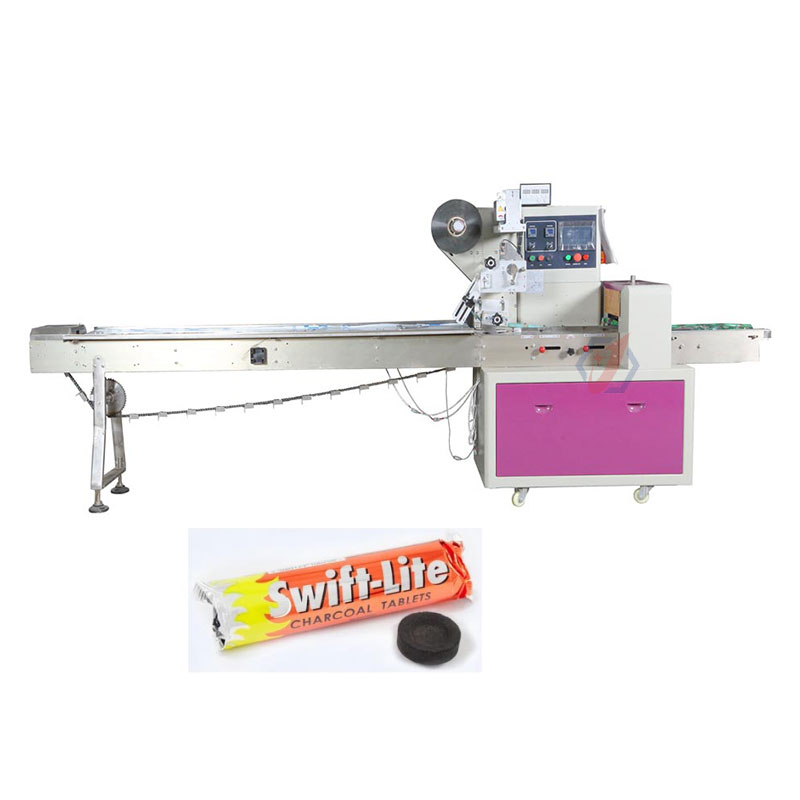 Shisha Tobacco Wrapping Machine