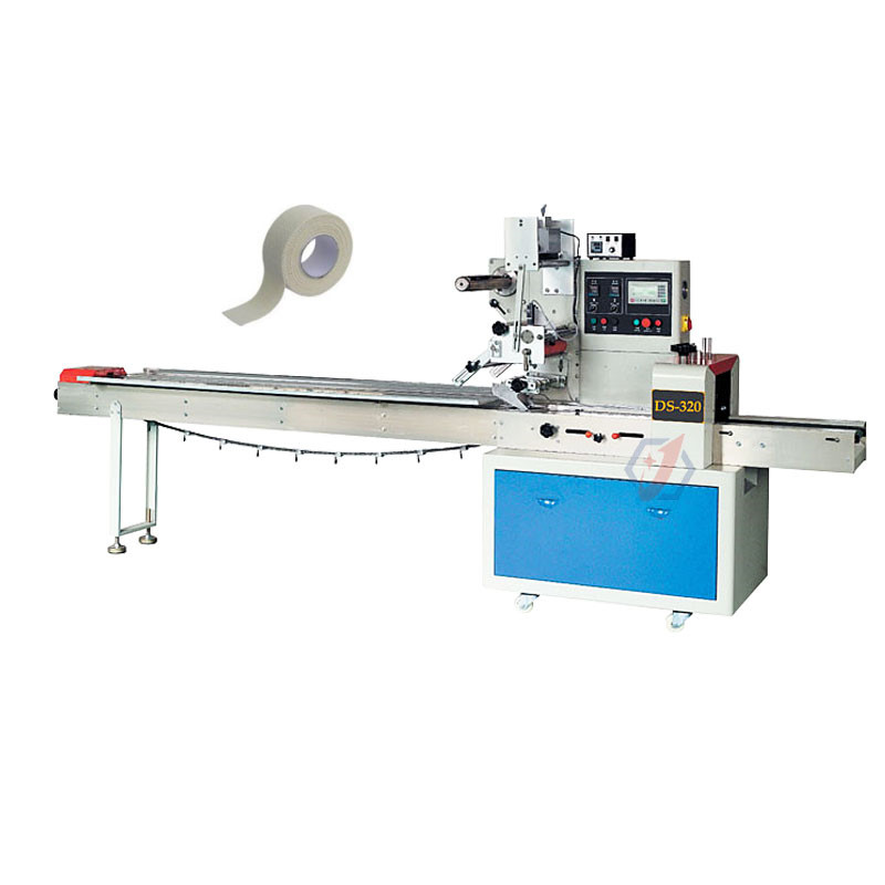 Pillow Bag Automatic Industrial Bandage Packing Machine