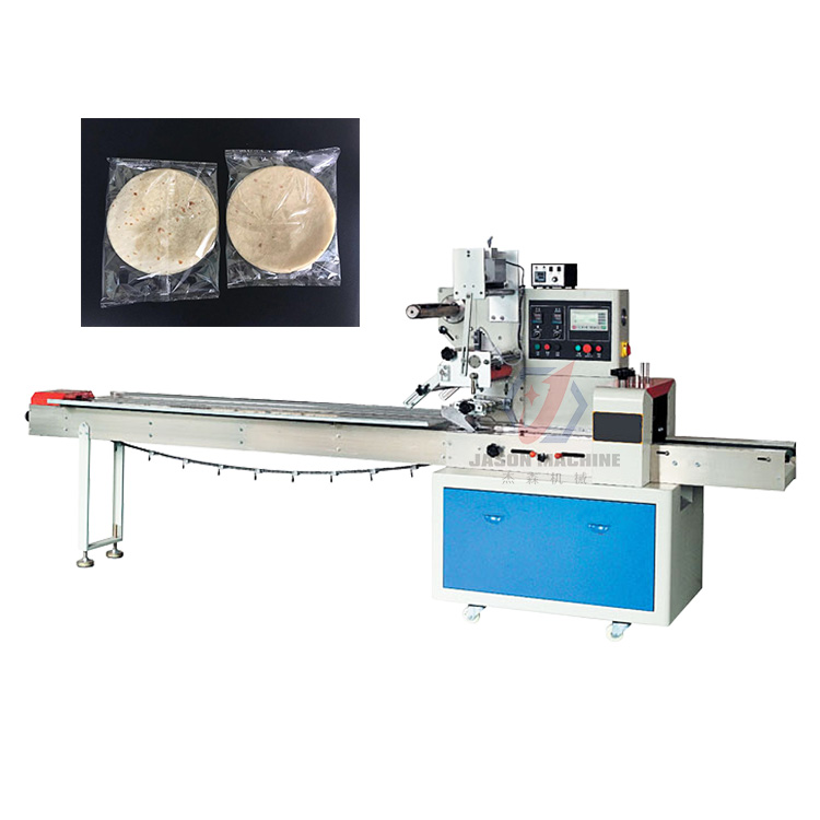 Automatic Bread Clip / Energy Bar Chocolate Pillow Packaging Machine Manufacturers