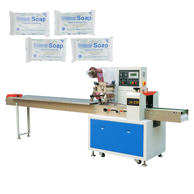 Factory Manufacture Automatic Soap Bar Packing Machine