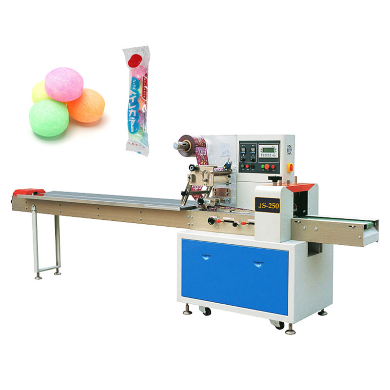 Automatic Camphor Ball Tablet Packing Machine